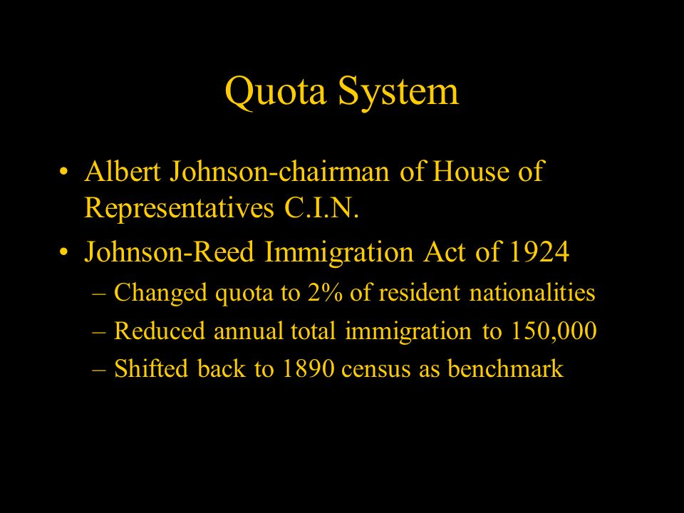 quota system immigration - photo #31