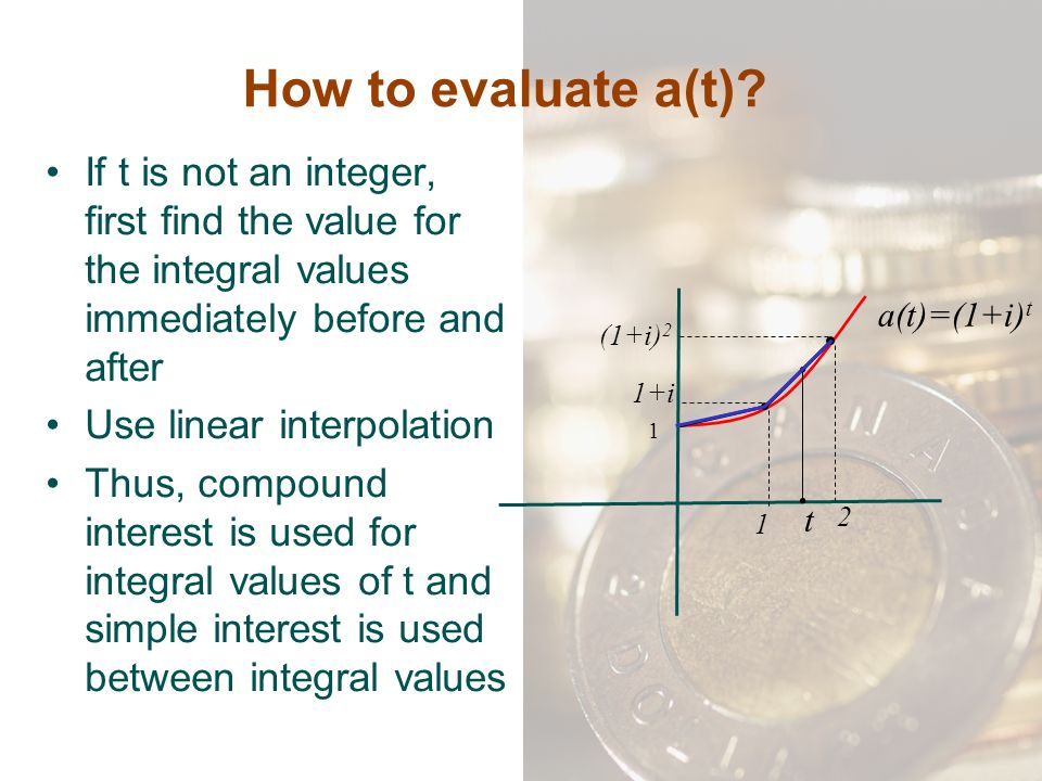 how to use a t value