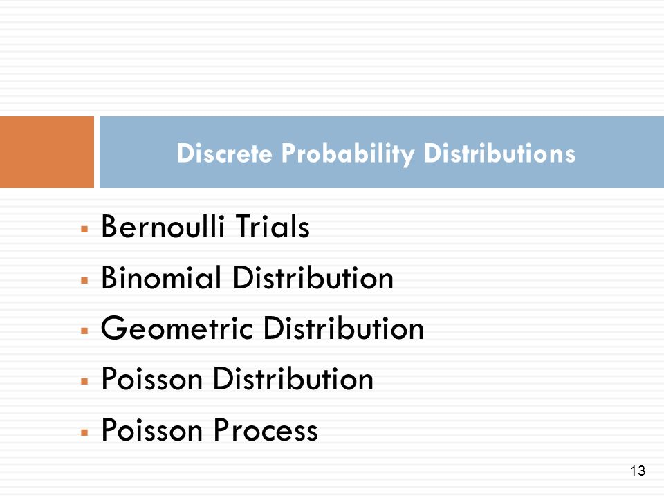 binomial bernoulli and poisson distributions Binomial distribution: wikis  the binomial distribution is a bernoulli  between the mean and the median of the binomial and poisson distributions.