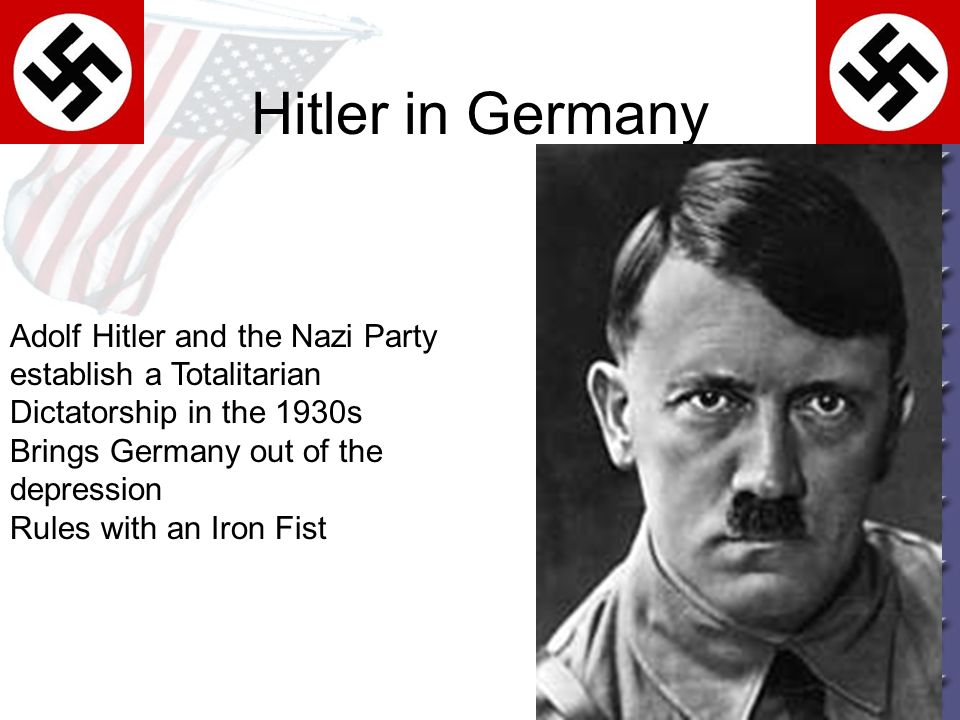 Who became the dictator of Germany after Hitler?