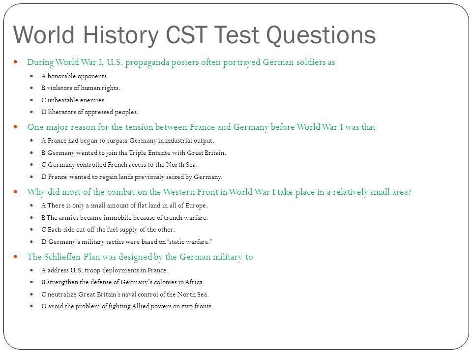 100 History Trivia Questions and Answers