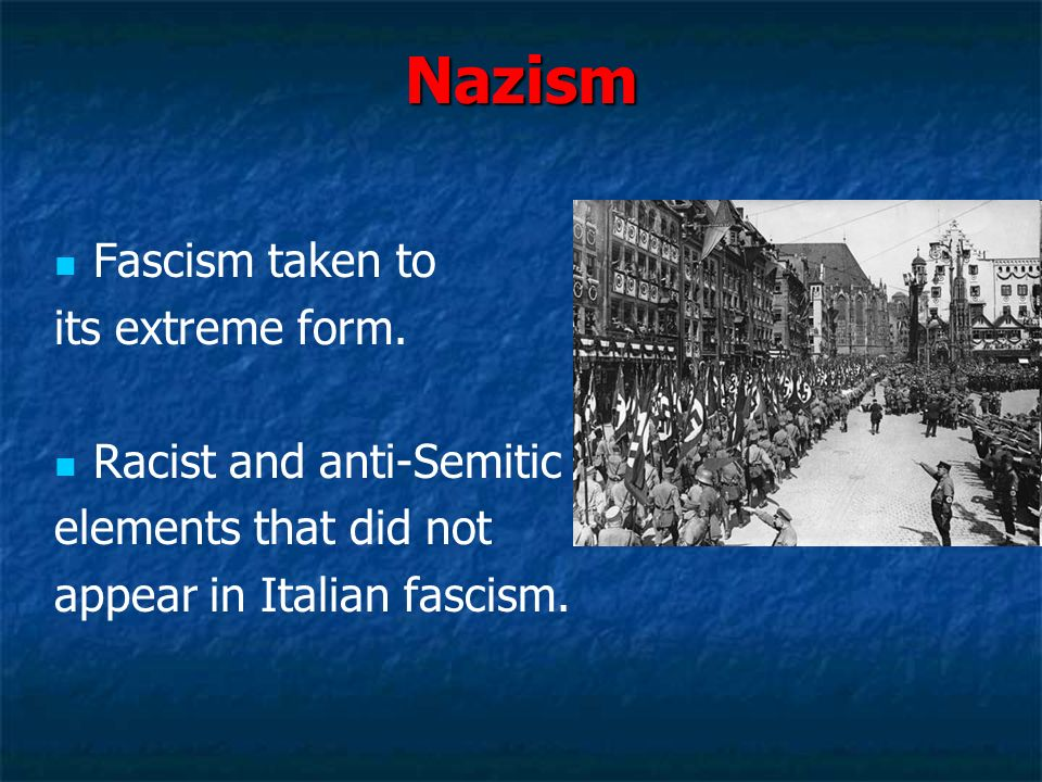 Aim: What led to the rise of Fascism? - ppt video online download