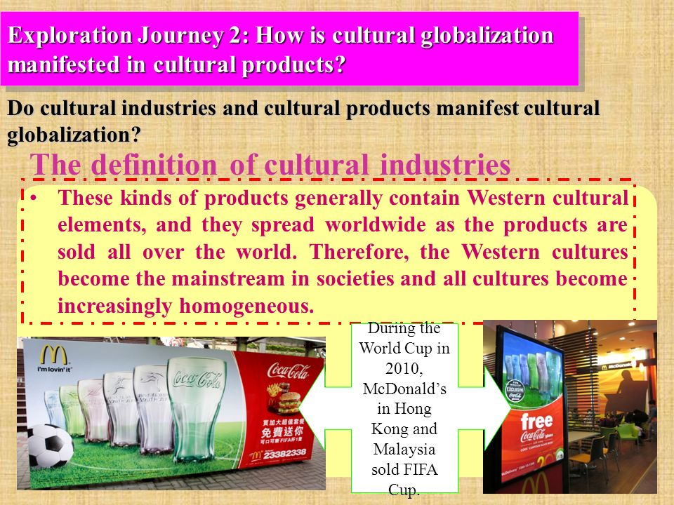 cultural industries and globalisation Their purpose is to provide a basic overview of the multilateral trade agreements that regulate global flows of cultural goods and services, the institutions that oversee their.