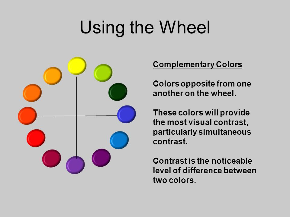 Introduction to Color Theory ppt video online download