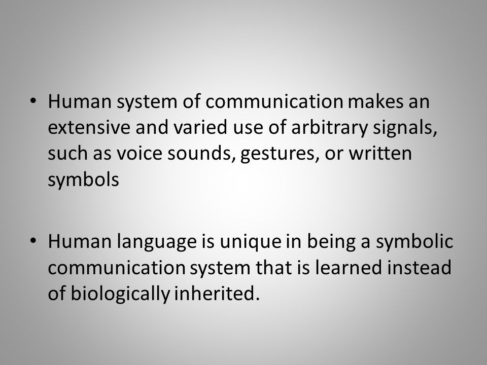 language and the use of symbolism in communication In written communication, written signs or symbols are used to in formal communication, use of slang and foul language is avoided and correct pronunciation is.