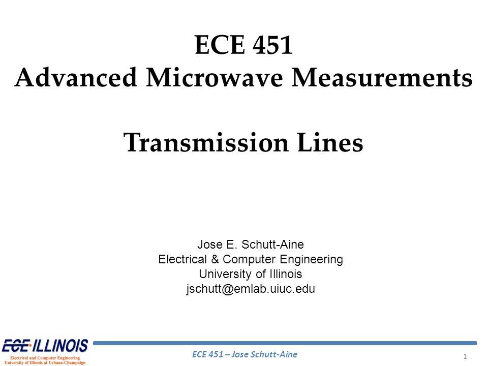 Advanced Microwave Measurements - ppt video online download