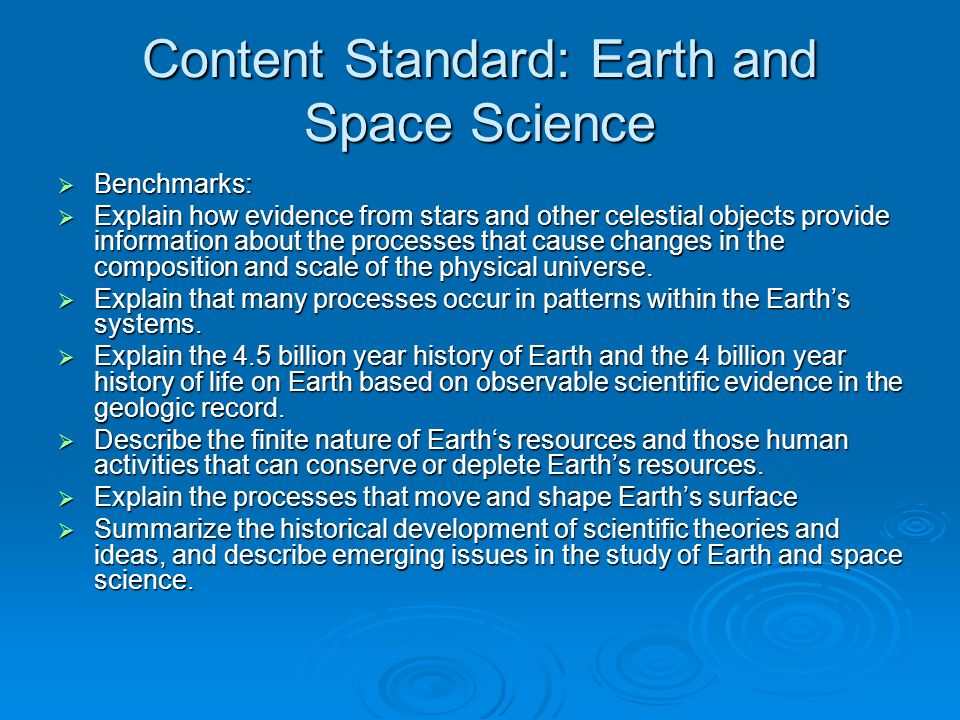 Science OGT Review Earth Science. - ppt download