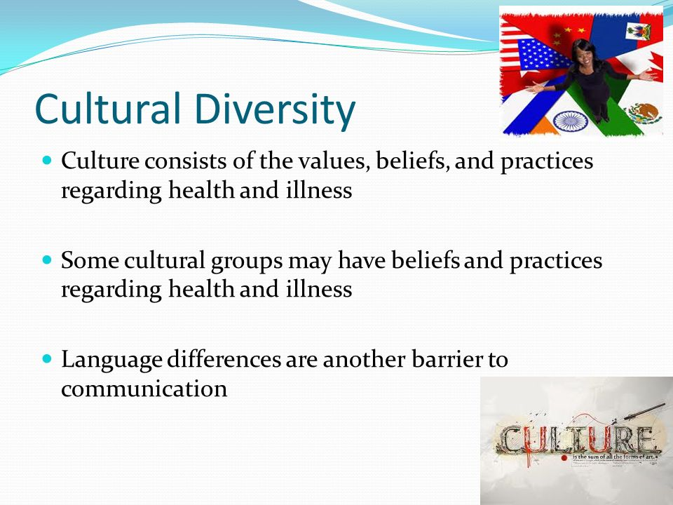 Cultural diversity and barriers to high-quality end of life care