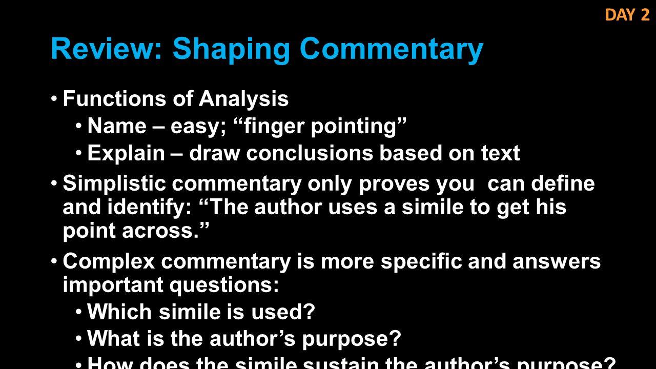 ap language analyze