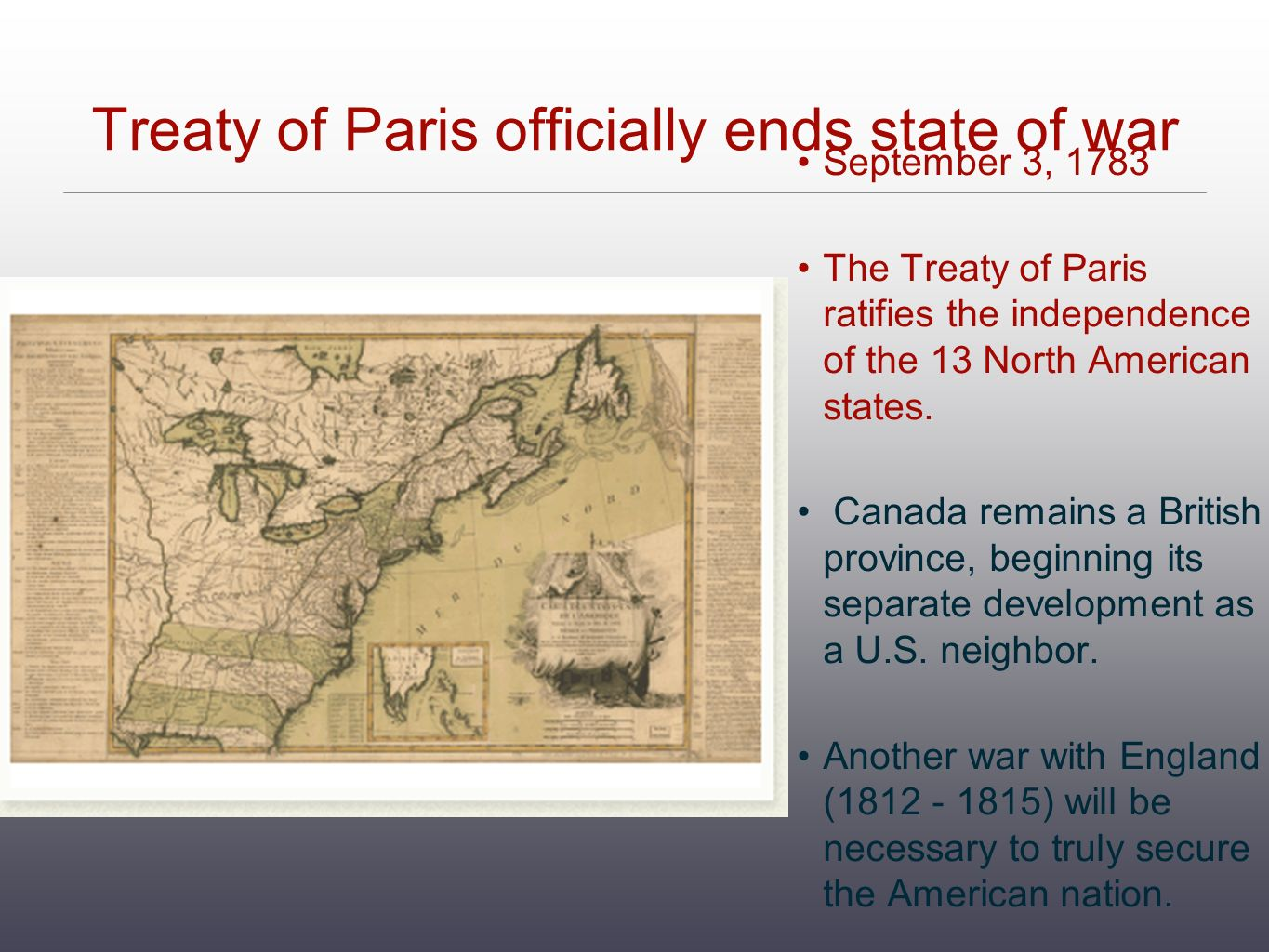 the impact of the war of 1812 on the indian lives in america and england Great awakening 17541763 french and indian war  essay apush important dates in history  in what ways were the lives of women and men in new england.
