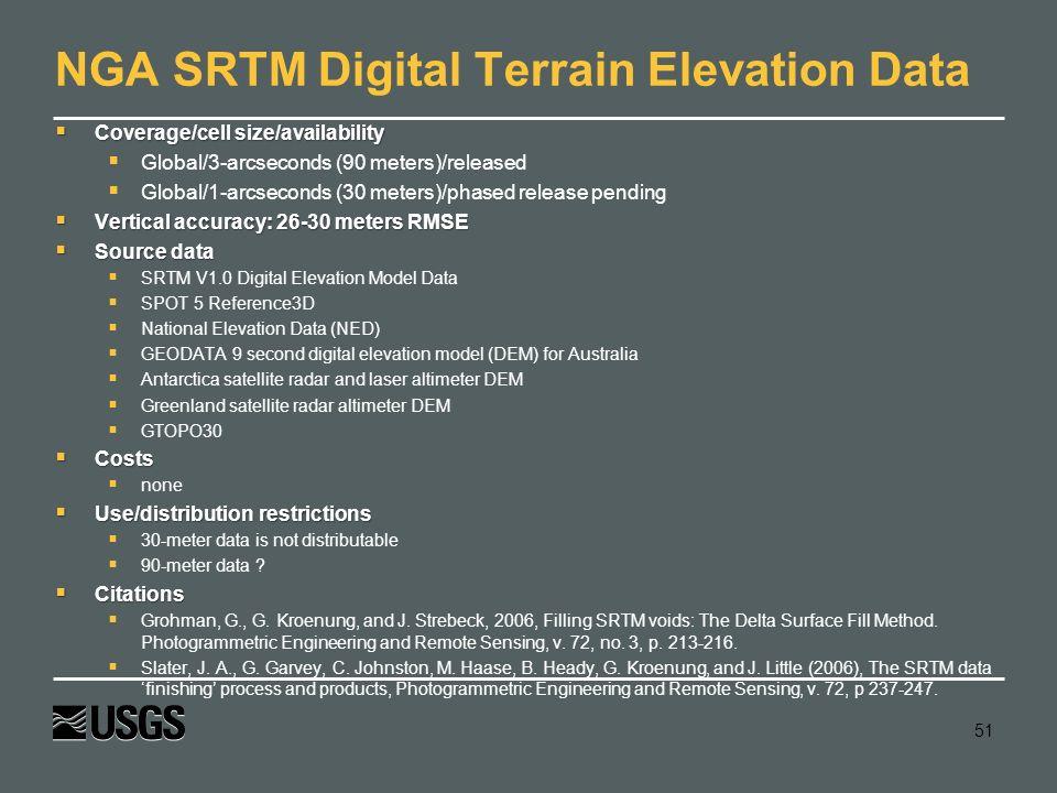 SRTM M Wm Matthew Cushing USGS May Ppt Video Online Download - Terrain elevation data