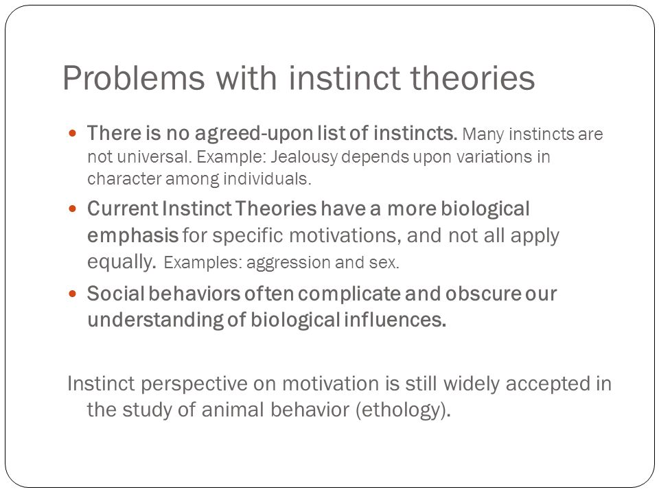 a comparison between the biological theory and behaviorist theory regarding aggression Applying evolutionary theory to human behaviour psychology and cultural evolution (for a more detailed discussion, see laland and brown 2011) the following section then examines some of the key debates between.