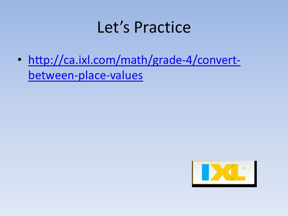 Place Value - ppt download
