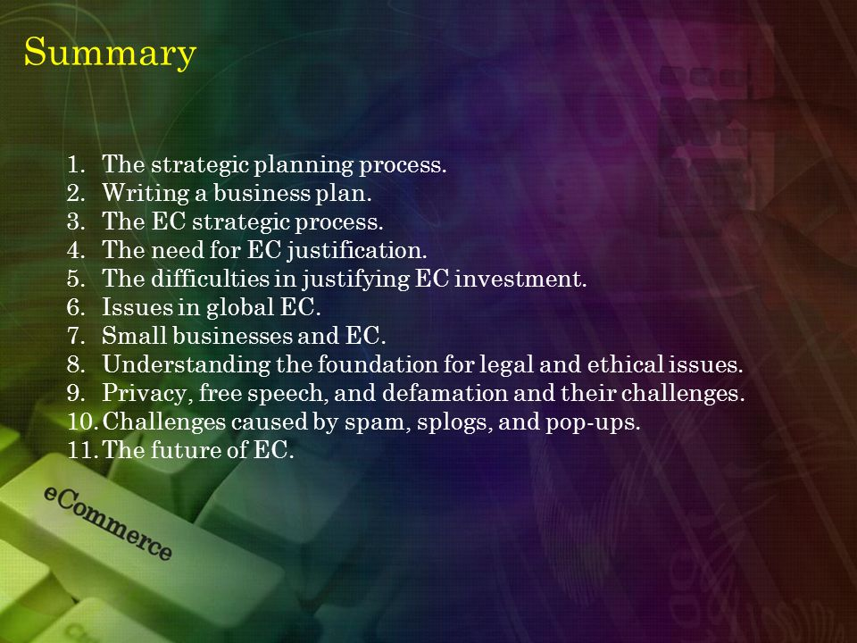 Strategic Planning for Small Law Firms