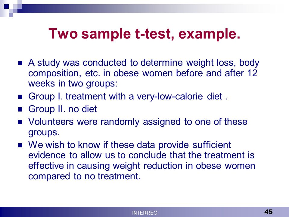 Biostatistics statistical software iv ppt video online for Sample test data template