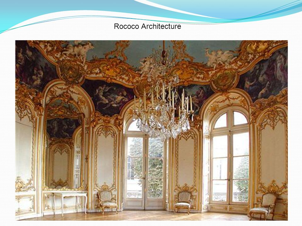The age of reason and enlightenment ppt video online for Architecture rococo