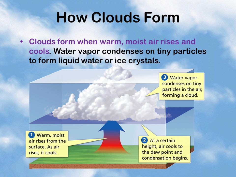 Clouds 6th Grade Science. - ppt video online download