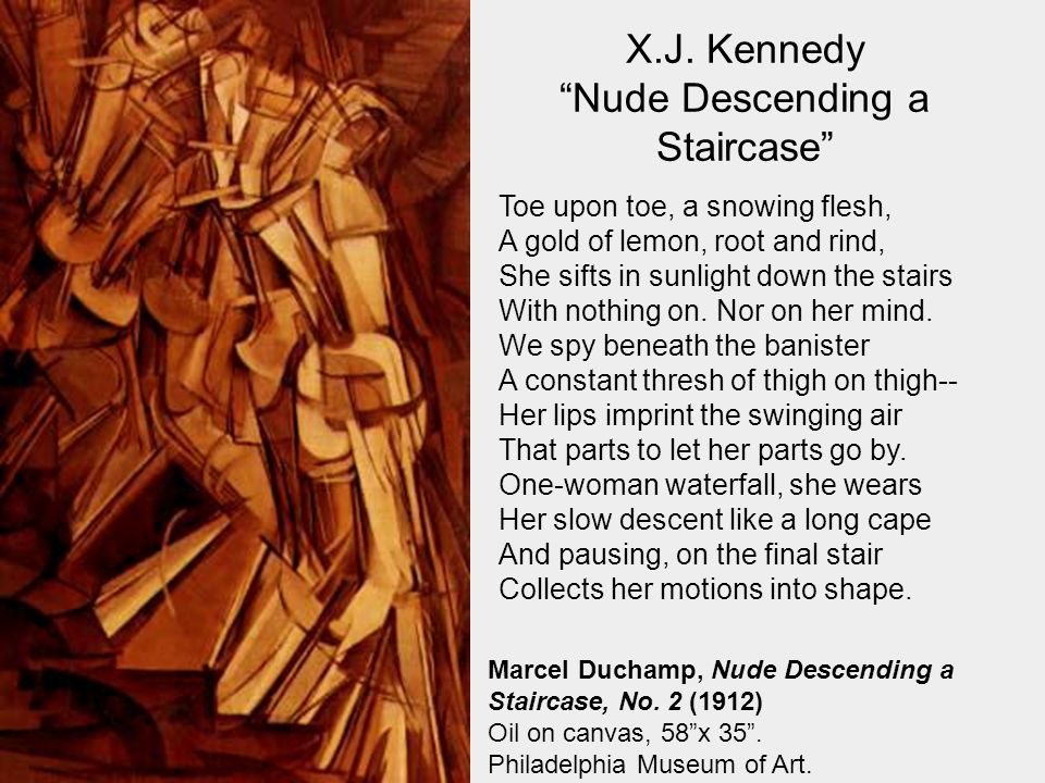 Nude Descending A Stair 49