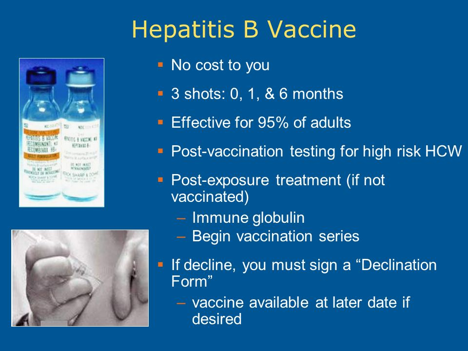 hepatitis a vaccine A combination vaccine containing inactivated hepatitis a and recombinant hepatitis b vaccines has been licensed since 1996 for use in children aged one year or older in several countries.