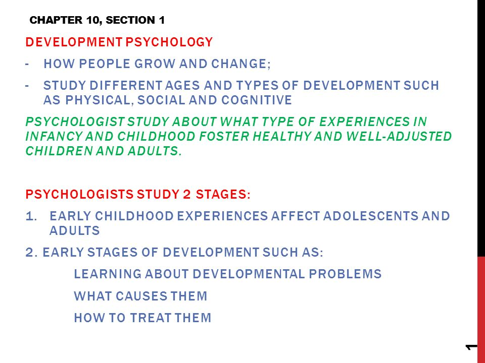 is child development best described as a gradual change What development is the field of the study that examines patterns of growth, change, and stability in behavior that occur throughout the entire lifespan lifespan in its study of growth, change, and stability, lifespan development takes what approach.