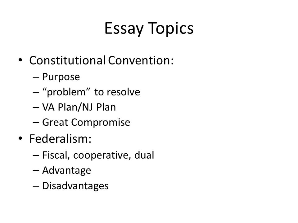 unit ib constitutional underpinnings ppt 94 essay topics constitutional convention federalism purpose ldquo