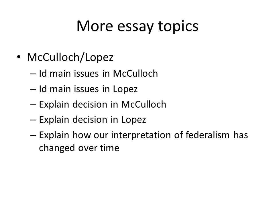 unit ib constitutional underpinnings ppt more essay topics mcculloch lopez id main issues in mcculloch