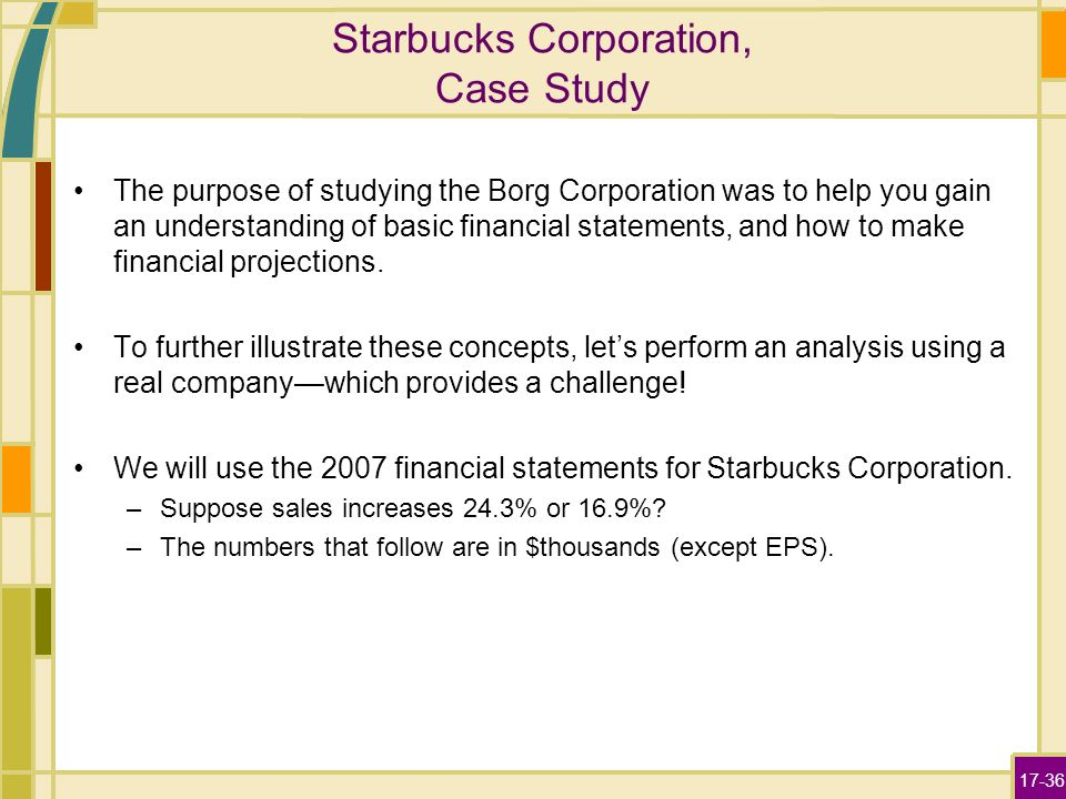ethics of starbucks corporation essay Are you going to write an essay on corporate social responsibility feel free to use the following example while completing the writing process.