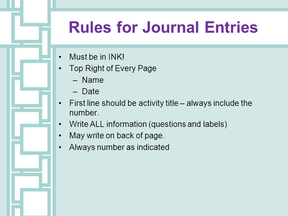rules dating journal The rules dating journal has 19 ratings and 2 reviews kyla said: when i started  reading this book, i thought of it as a joke or just for a laughbut t.