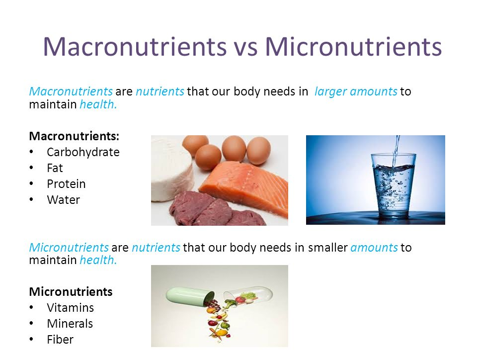 uop micronutrient and fast food powerpoint presentation Macronutrients, micronutrients and fluids in the proper amounts are essential to   young athletes need to learn what foods are good for energy, when to eat certain  foods  and injury it also enables athletes to optimize training and recover faster  (1)  adolescents 14 to 18 years of age require more iron, up to 11 mg/day for.