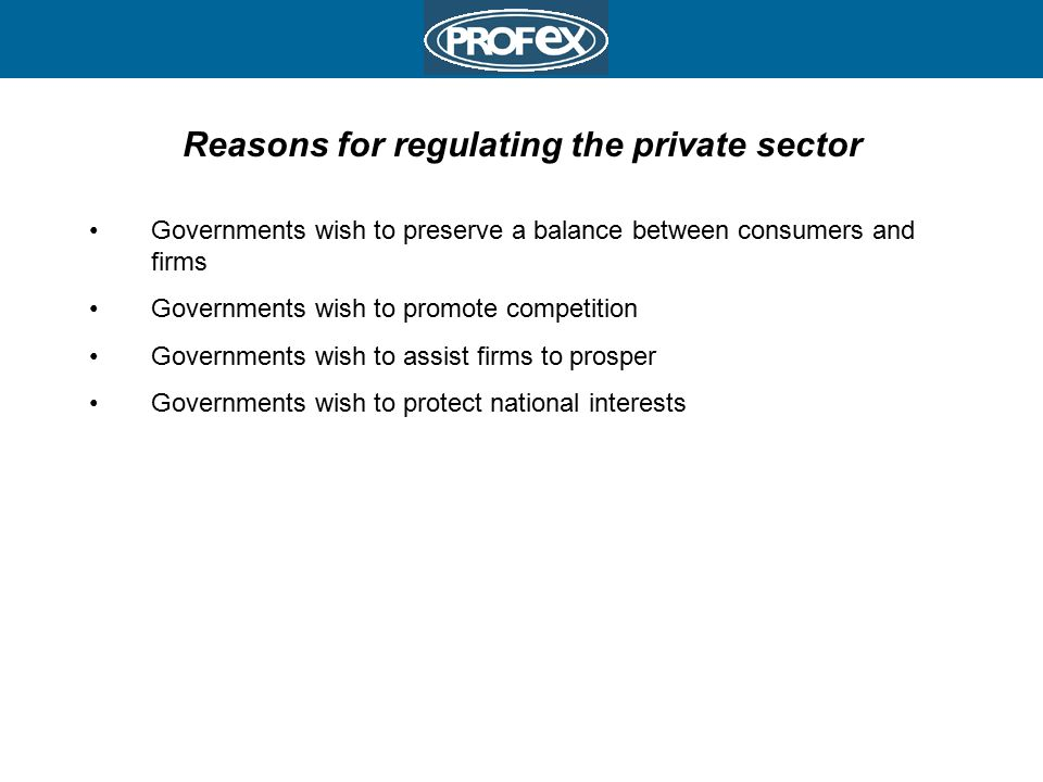 Advantages and problems of privatisation