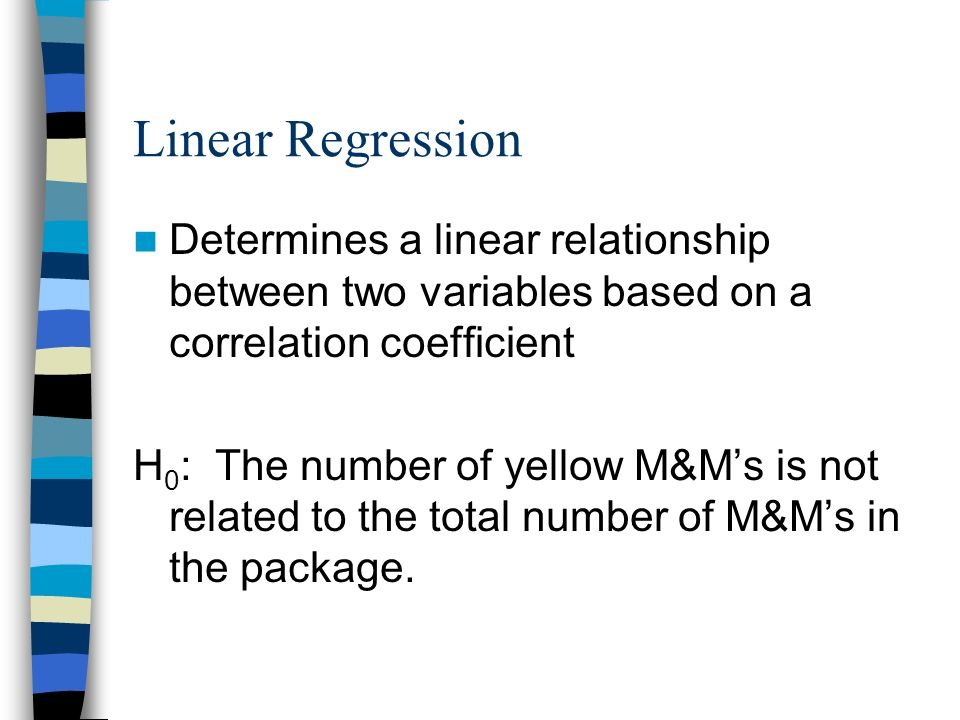 an experiment with multiple regression and correlation Includes video lesson on regression analysis  experiments  least squares  linear regression is a method for predicting the value of a dependent variable y,.