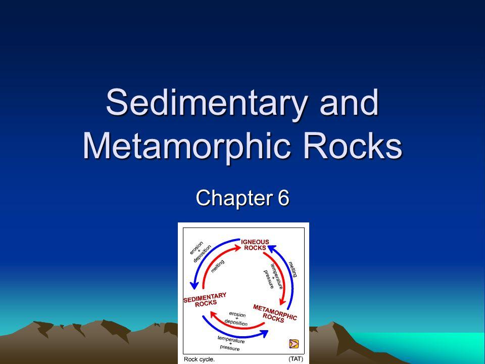 Ppt on sedimentary rocks formation
