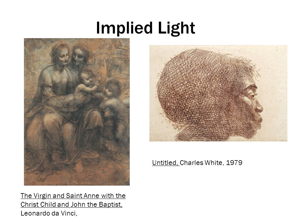 Part two chapter 4 the visual elements ppt video online for Light art definition
