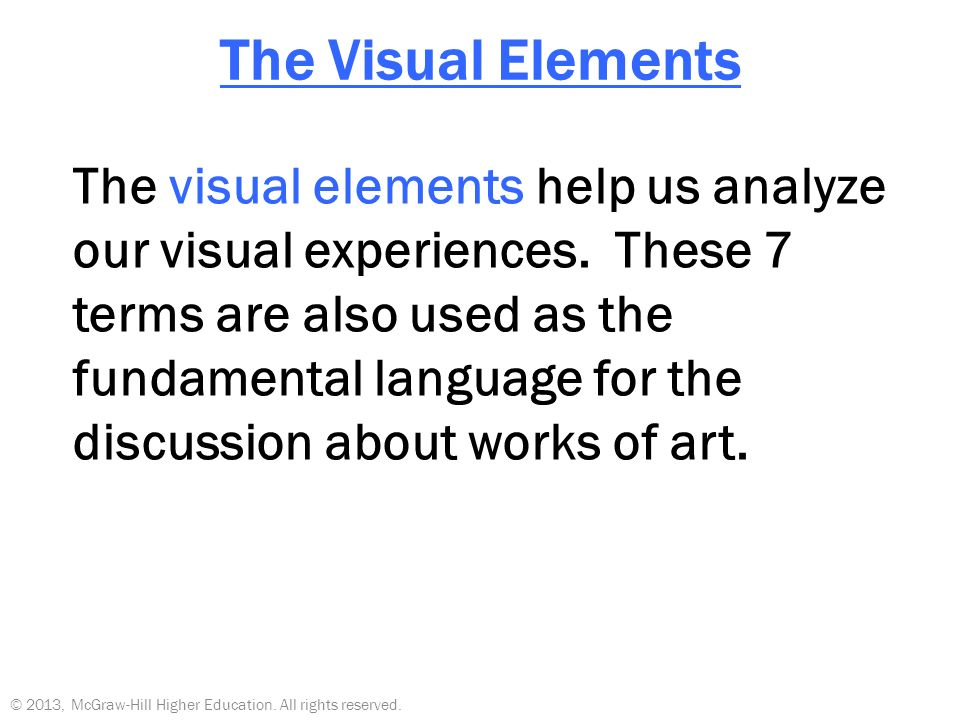 chapter 4 the visual elements Chapter 5: elements of visual image interpretation 4 puerto rico from the remote sensing, chapter 4 james b campbell (2007.