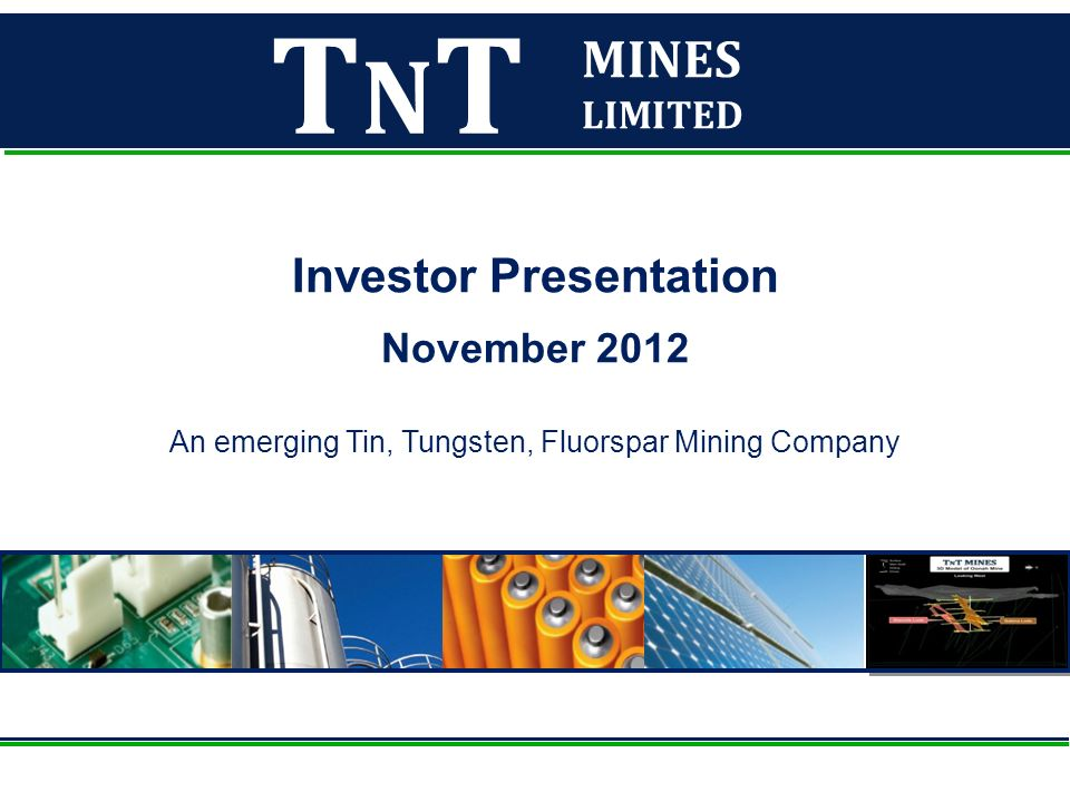 Investor Presentation - Ppt Download