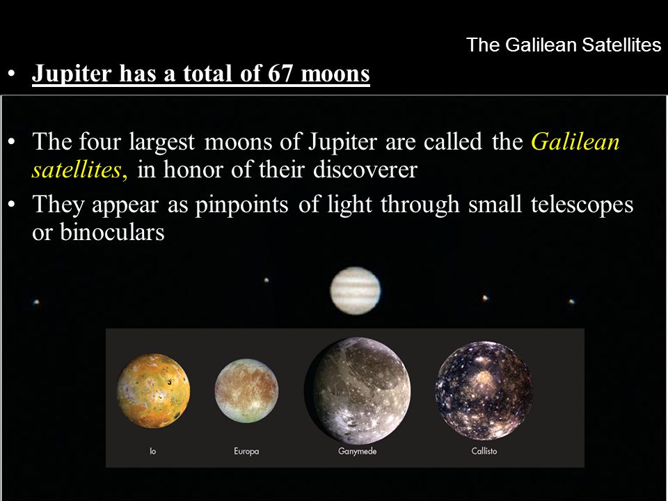 what are the four largest moons of jupiter - photo #17