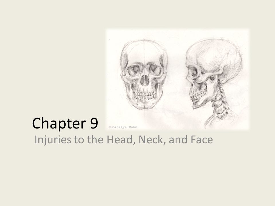 Injuries to the Head, Neck, and Face - ppt video online download