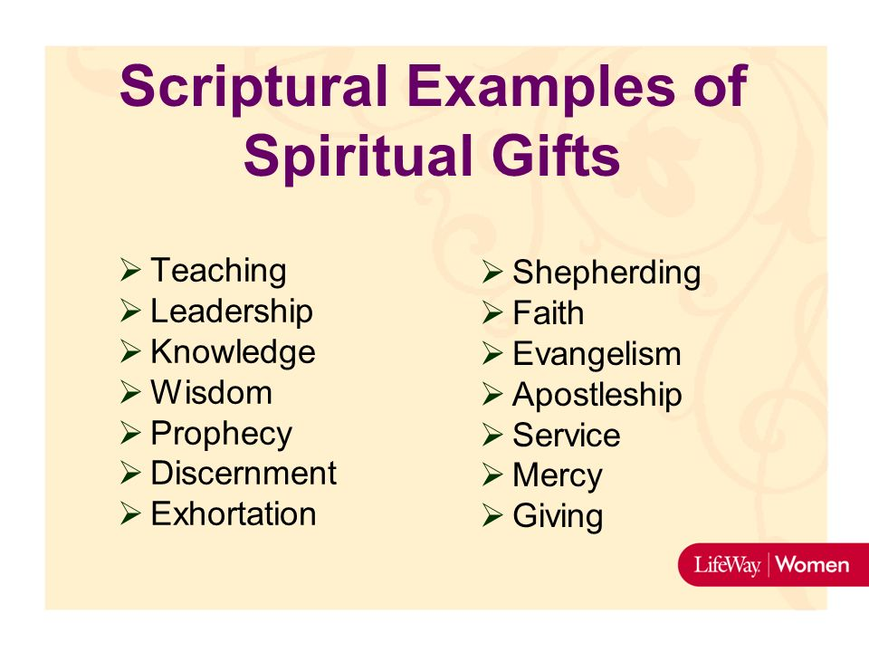 Leverage in living and leading ppt download scriptural examples of spiritual gifts negle