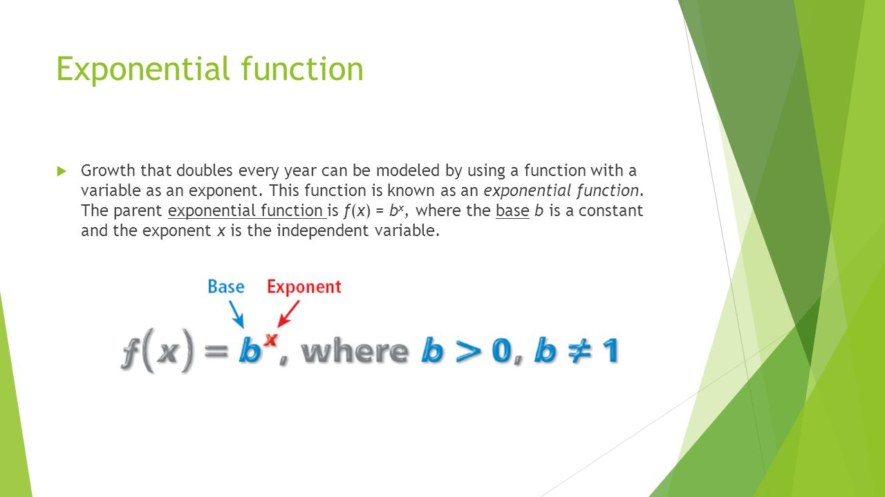 4 1 exponential functions growth and decay ppt video online exponential function falaconquin