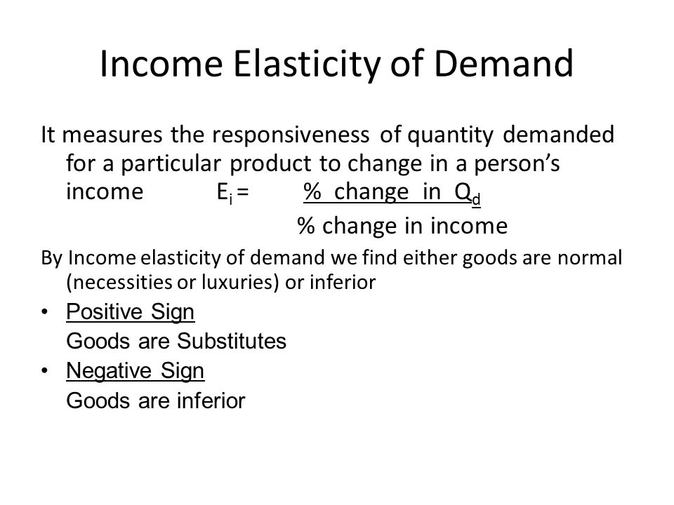introduction of elasticity of demand pdf