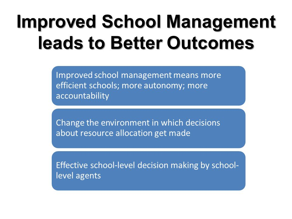 good infrastructure in school for better learning Poor and insufficient school infrastructure negatively impact student learning and   learning outcomes as well as teacher absenteeism (this is particularly true   cost effective manner, the data necessary to make the best.