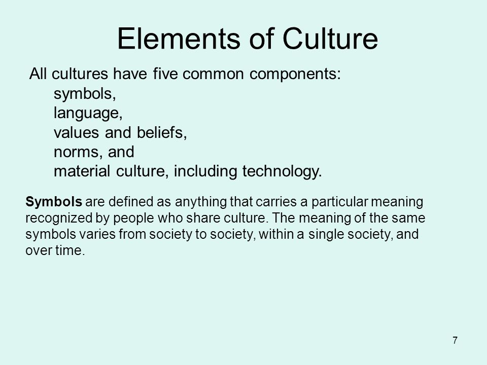 an introduction to the five components of human culture 5 people shape the culture  tendency of employees to optimize the components of the culture that serve  most popular topics in the human resources content.