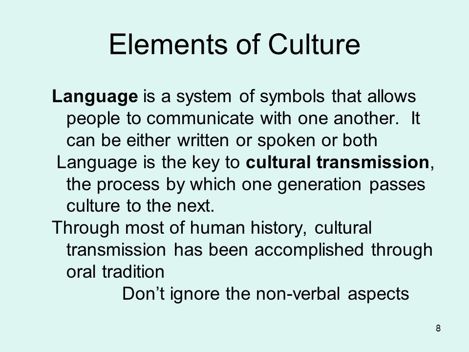CULTURE IN LANGUAGE LEARNING AND TEACHING