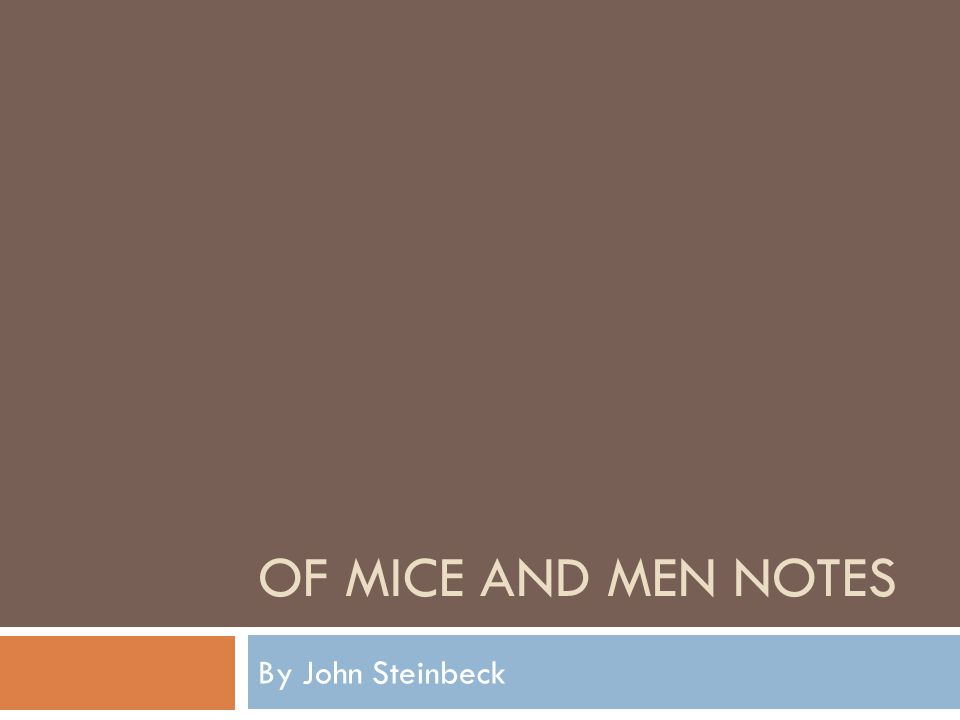 the direct and indirect characterization of curleys wife in of mice and men a novel by john steinbec Curley's wife, like the other  of mice and men john steinbeck buy share  early in the novel, when lennie likes to pet soft things,.