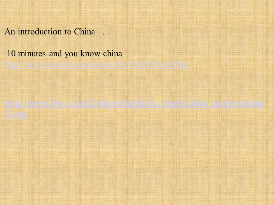 an introduction to the history of chinas population Data from the united nations shows that population growth,  the proportion of  china's 137 billion people who are aged 15-64 has started to.