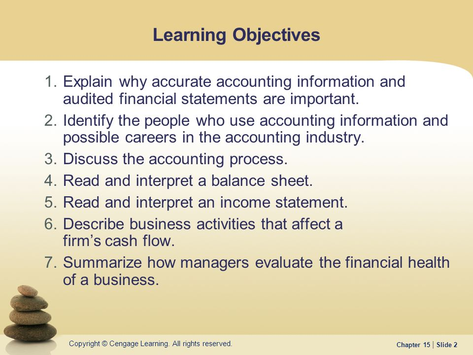 Using Accounting Information - ppt download