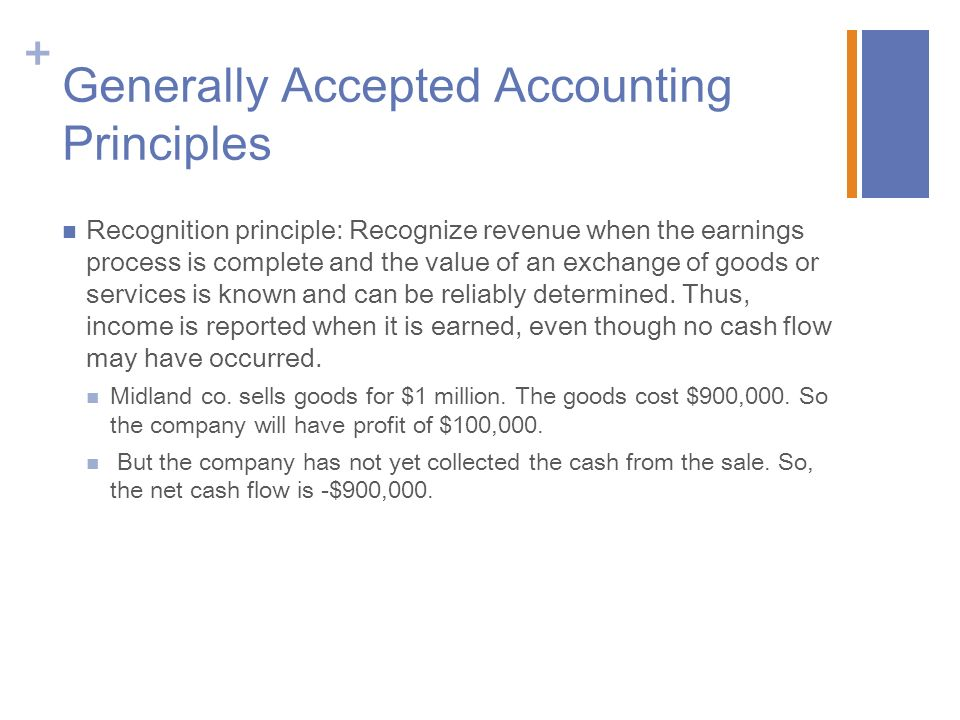 corporate generally accepted accounting principles and The standards are known collectively as generally accepted accounting principles—or gaap for all organizations, gaap is based on established concepts, objectives, standards and conventions.