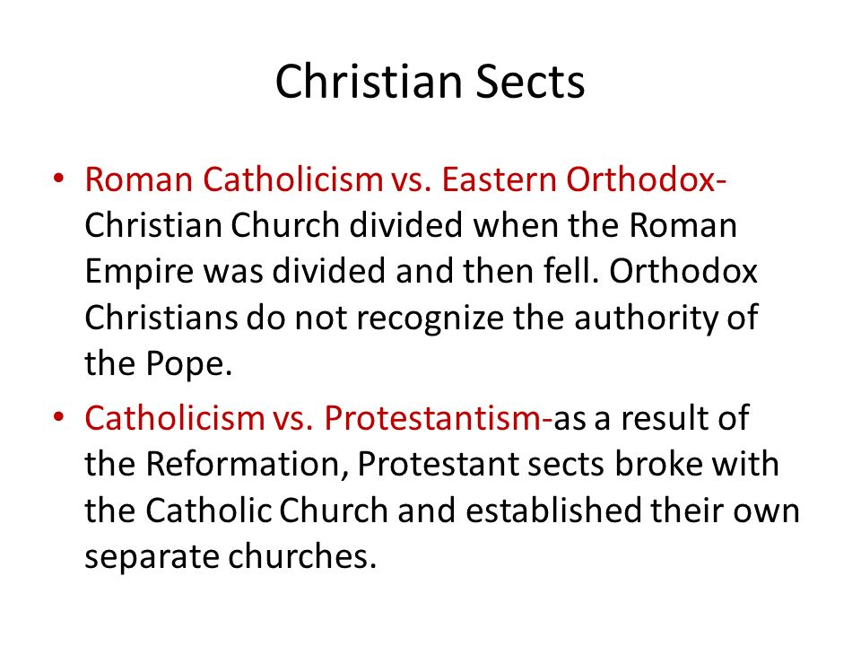 roman catholicism versus pentecostal christianity Catholic church versus the pentecostal church the catholic church has a very long history and is traditional in its ways the pentecostal church on the other hand is relatively new and appeals more to the younger generations.
