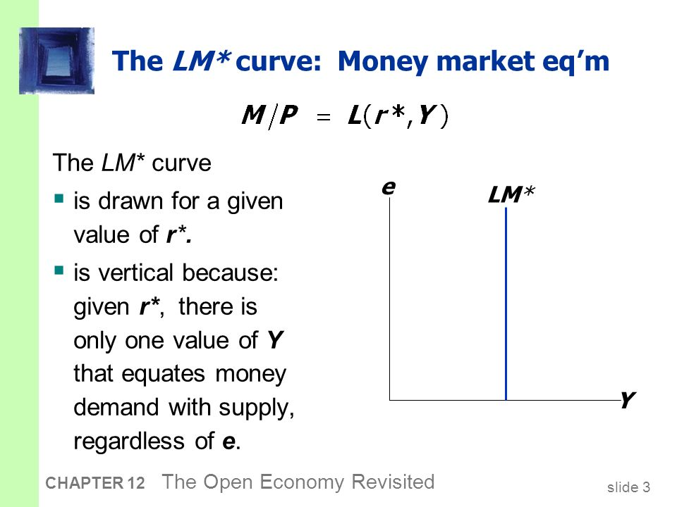 mundell model Intermediate macroeconomics mundell fleming in the mundell-fleming model, the central bank shifts the • lm curve as required to keep e at its preannounced.