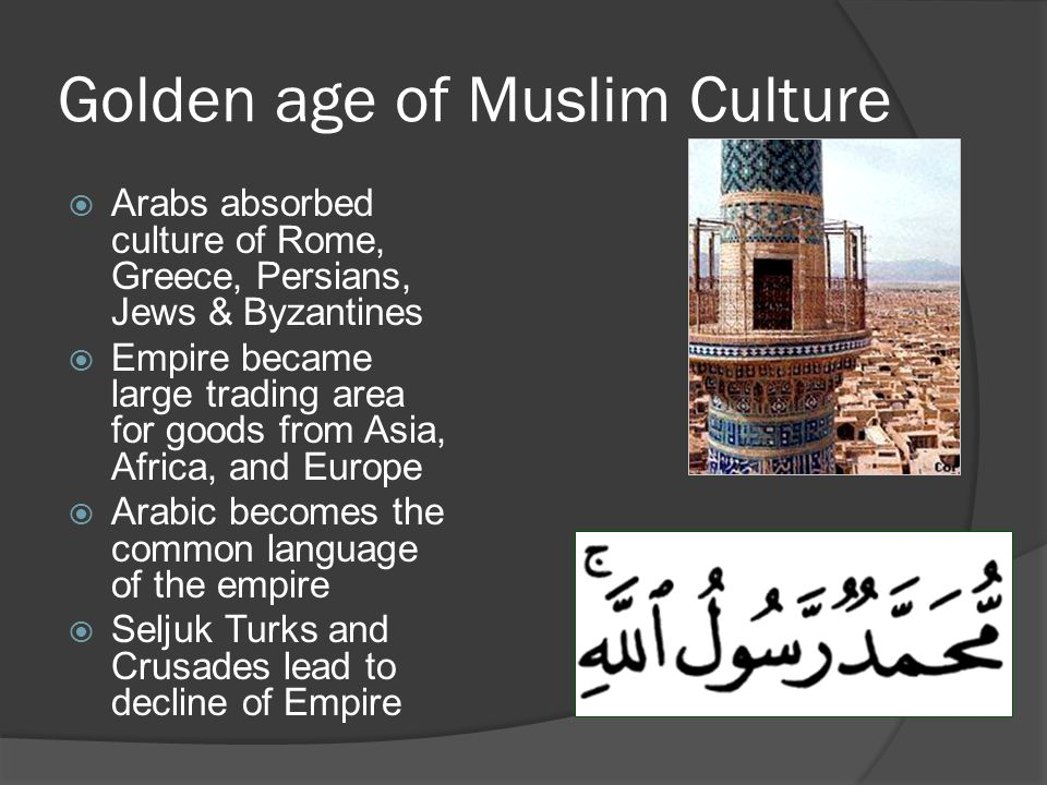 role of arabic language in islamic culture The arabic language is a pillar of the cultural diversity of humanity  arabic has  played a catalytic role in knowledge, promoting the dissemination of greek and  roman  the different aspects of islamic culture (publication.